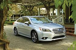 Subaru Dealership In Springfield Reviews The 2016 Legacy
