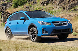 The 2016 Subaru Crosstrek Returns To Phoenix Better Than Ever Featuring Exterior And Interior Enhancements This Sharp Suv Will Make Your Weekend Getaways