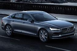 Compare 2017 Volvo S90