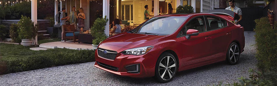 2018 subaru impreza review specs and features. Black Bedroom Furniture Sets. Home Design Ideas