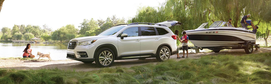 2019 Subaru Ascent Model Review Specs And Features In