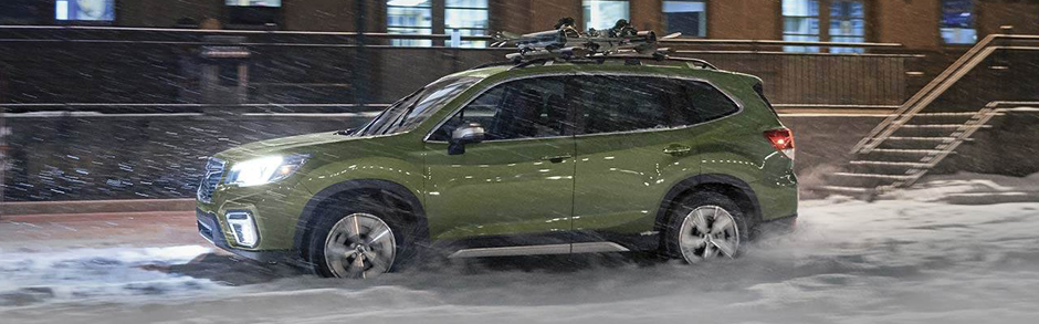 2019 Subaru Forester Review Specs And Features Phoenix Near
